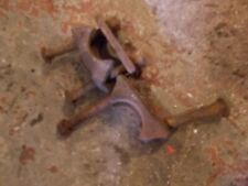 Allis G Ac Tractor Original Cultivator Clamps Clamp Brackets