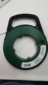 "NEW Greenlee 438-5H Steel Fish Tape 50 foot 1//8/"" 1"
