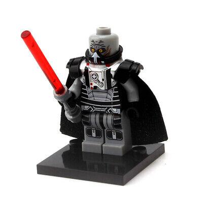 Star Wars Darth Malgus Minifigure Brand New in Sealed Polybag