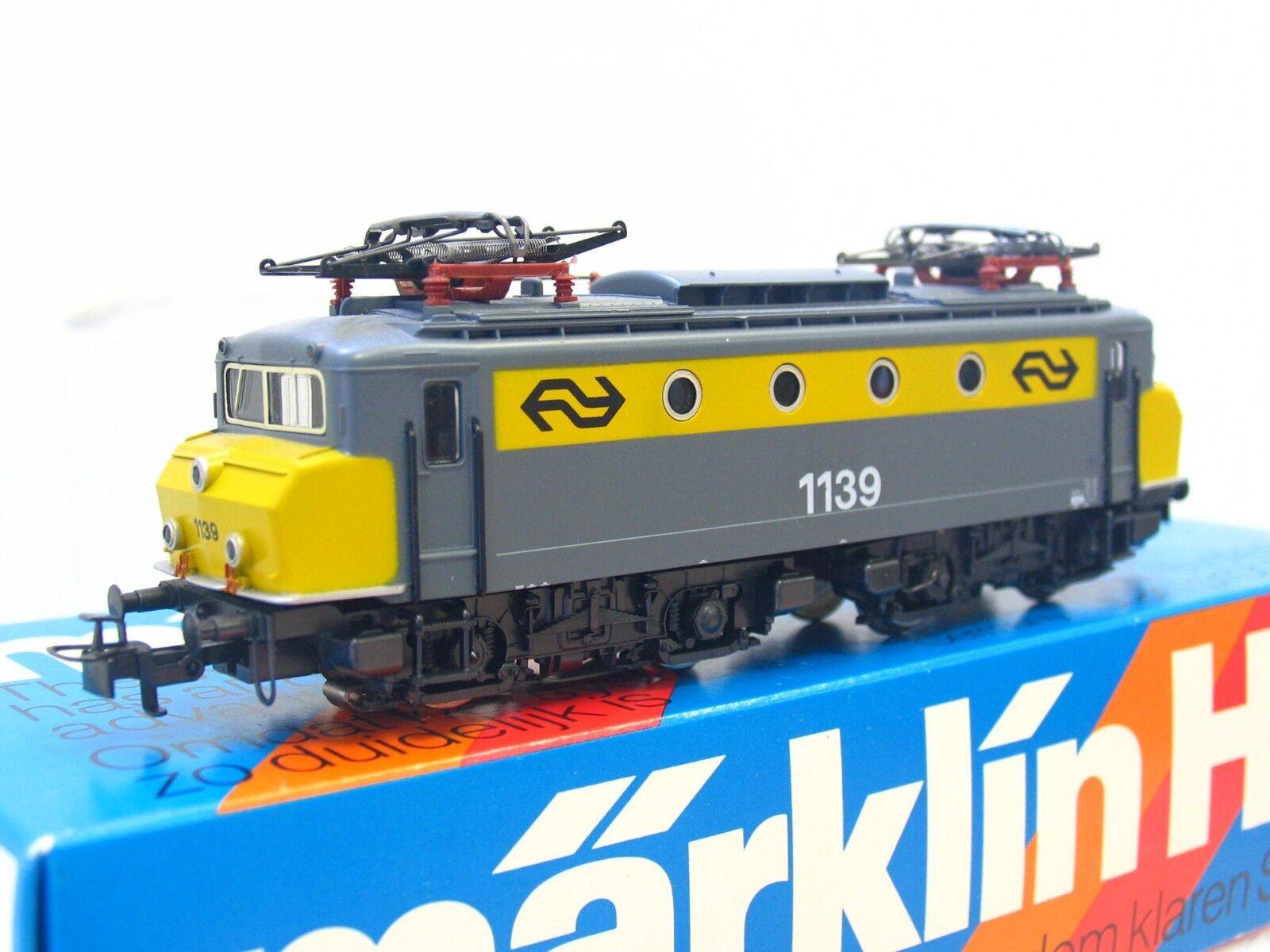 Märklin H0 3324 E-Lok Serie 1100   1139 NS OVP (V3299)