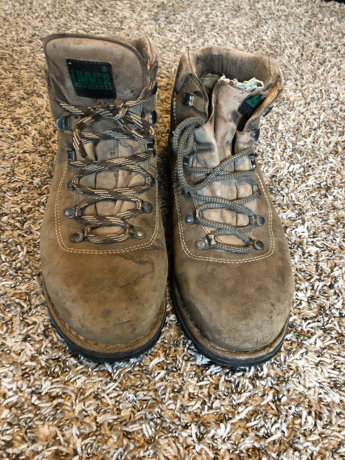 Limmer Hiking Boots US 10   no hesitation!buy now!