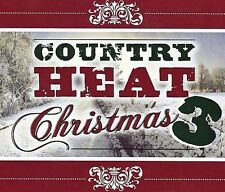 FREE US SHIP. on ANY 2 CDs! NEW CD Country Heat Christmas: Vol. 3-Country Heat C