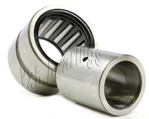 NA6901UU 12x24x23 12mm//24mm//23mm Needle Roller Bearings