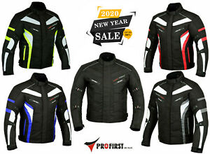 Motorbike-Jacket-Motorcycle-Waterproof-Textile-Cordura-Jacket-CE-Armoured