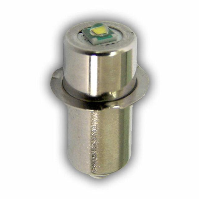 3x Cree XHP-50  Dropin Maglite Upgrade 5,000 lumen LED bulb 6 D cell.