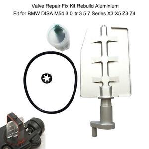 Valve-Repair-Fix-Kit-Rebuild-Aluminium-Fit-for-BMW-DISA-M54-3-0-ltr-3-5-7-A8G1