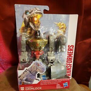 Hasbro Transformers Dinobot Grimlock Action Figure - NIB Factory Sealed (2017)