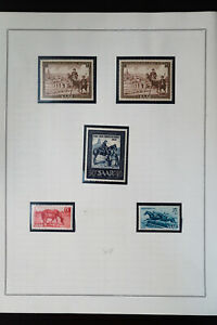 Germany-Early-1940s-to-1960s-Variety-Stamp-Lot-Collection