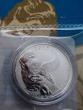 2015 Canada $20 1/4 oz. Fine Silver (.9999) Coin - DC Comics Originals: Superman
