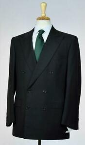 Brioni Mens 'ORSINI' Double Breasted Super 150's Wool Suit Sz 40 /50 R NEW $5900