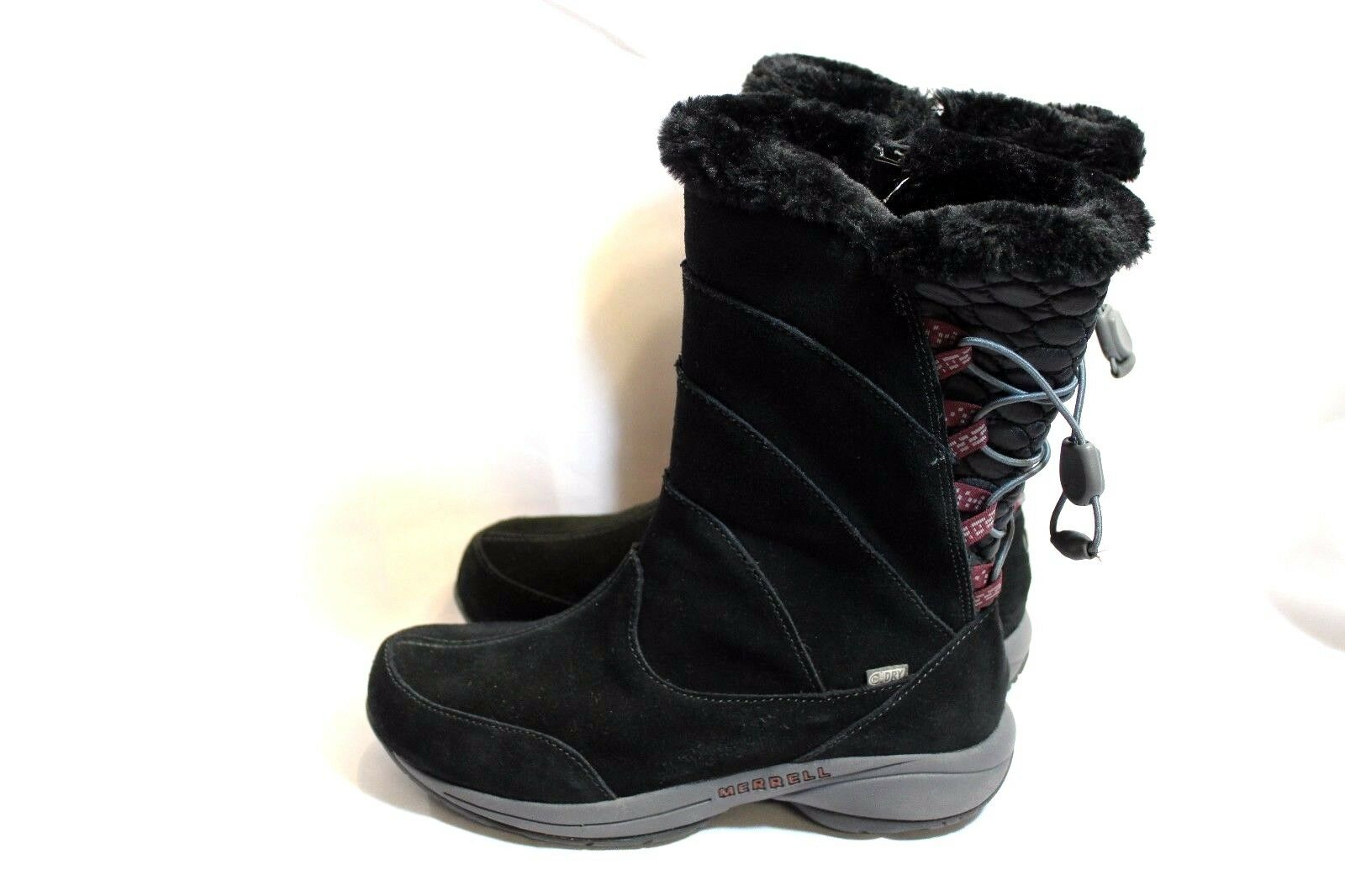 New Women's Merrell Jovilee Alp Waterproof brown boots RP