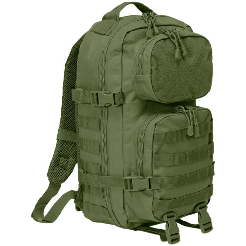 Brandit Us Cooper Hunting Molle Rucksack Military Patrol Army Backpack Olive