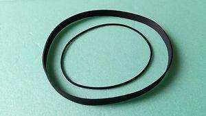 Riemen f Sharp Optonica RT-1199 Kassettendeck Cassette Tape Deck Rubber Belt-Kit