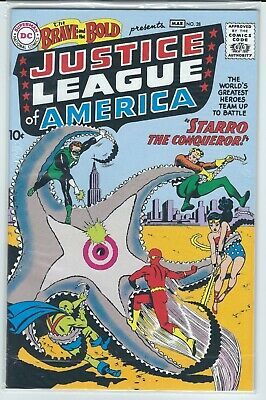 The Brave and The Bold #28 1st Appearance Justice League America Loot Crate COA