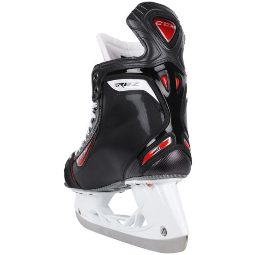 New in box CCM RBZ 90 ice hockey skates sz men/'s US 11D mens Sr size black skate