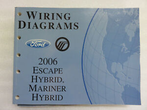 image is loading 2006-ford-escape-mariner-hybrid-electrical-wiring-diagrams-