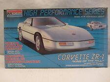 Monogram  Corvette ZR-1 Model Kit  Sealed  NIB 1:24 scale  (715H)  2785
