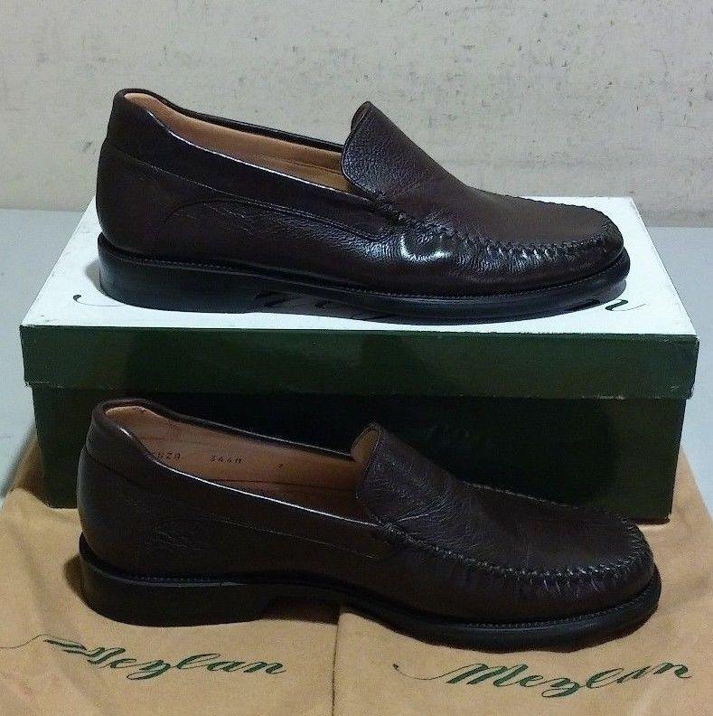 New Mezlan Vicenza 7 brown M brown 7 (2075) 16a3f4