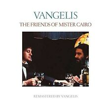 JON & VANGELIS - THE FRIENDS OF MISTER CAIRO (REMASTERED 2016)   CD NEU