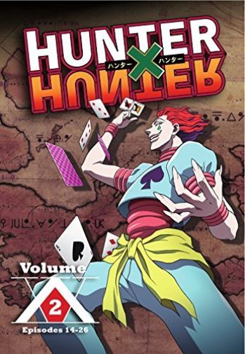 HUNTER X HUNTER: SET 2 (2PC...-HUNTER X HUNTER: SET 2 (2PC)  (US IMPORT) DVD NEW