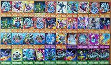 YuGiOh Orica/Anime Style Toon Deck/Set 40Karten