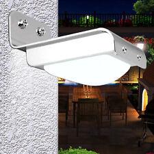16-LED Solar Powered PIR Motion Sensor Garden Security Light Wall Lamp Outdoor