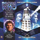 The Curse of Davros by Jonathan Morris (CD-Audio, 2012)