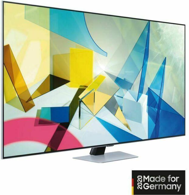 Samsung GQ49Q84TGT 49Zoll QLED 4K SmartTV Twin-DVB-S2/T2/C 100Euro Cashback NEU