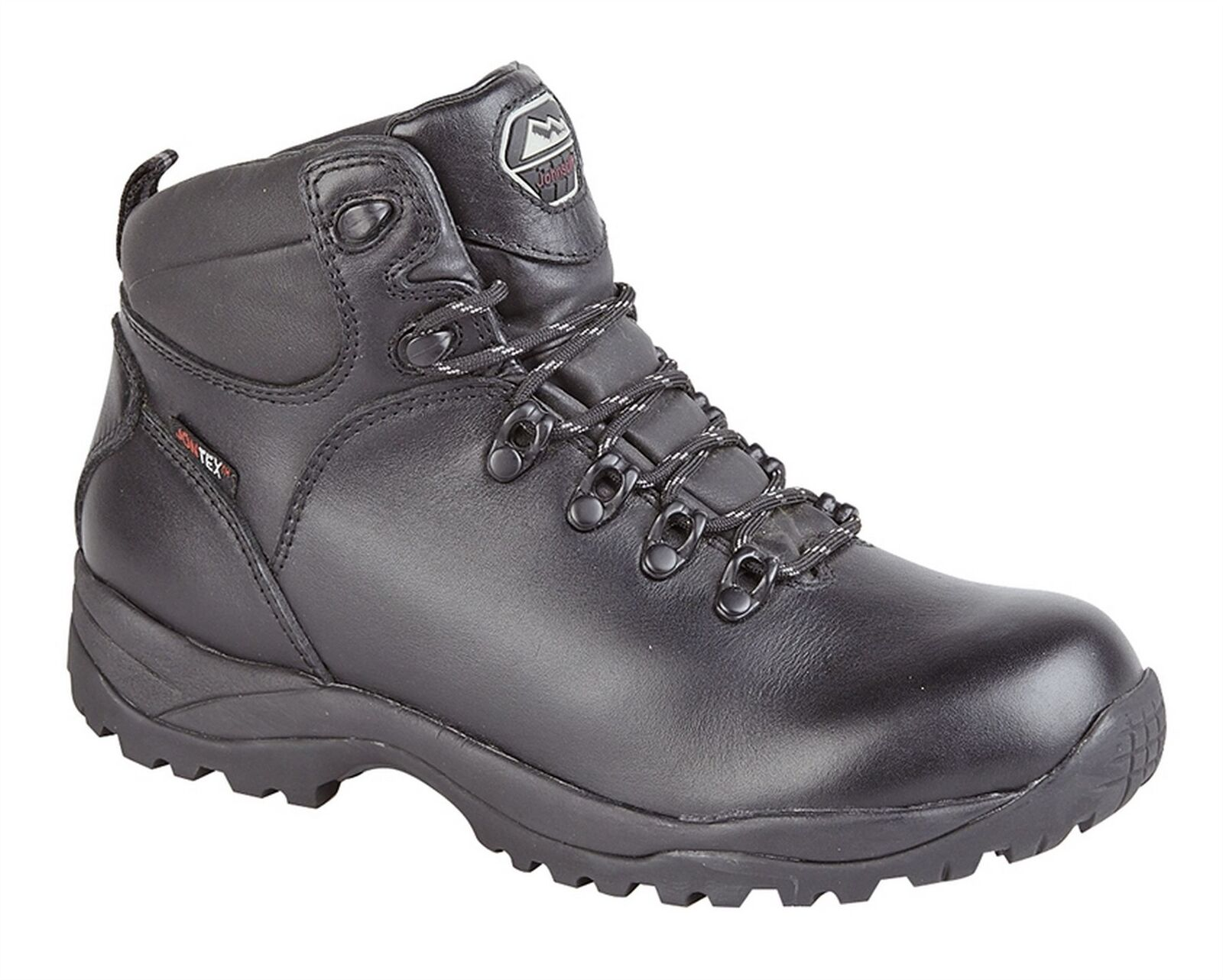 Mens Ankle Boots Leather Waterproof Superlight Hiking Walking Trail shoes Size