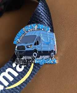 Official-Peccy-Prime-Day-2019-Logistics-Van-Pin-Badge-Amazon-Employee-Exclusive