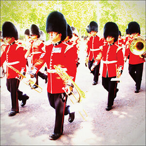 Blank-Card-034-Coldstream-Guards-034-Large-Square-Size-6-25-034-x-6-25-034-9557-EVEH