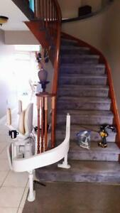Stairlift Removal Service!  I pay cash $$$ for your Chair Lift! Stair repair too! Chairlift Glide Acorn Bruno Stannah Hamilton Ontario Preview