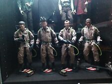 Ghostbusters 12 Inch 1/6 Custom Hot Toys sideshow Mattel Lot Set