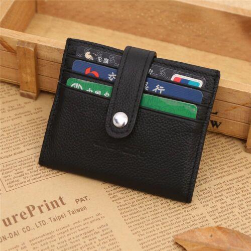 Business Man Money Clip Credit Card Holder Men/'s Wallet For Unisex Designer