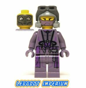 LEGO-Minifigure-Star-Wars-Zam-Wesell-RARE-Bounty-Hunter-sw059-FREE-POST