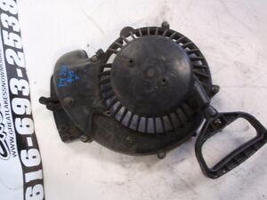 Details about Yamaha Enticer 250 ET250 Single Cylinder Snowmobile Engine  Recoil Starter