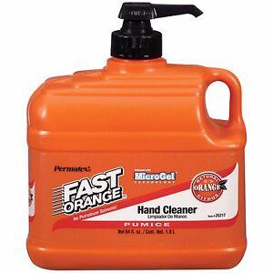 Permatex® Fast Orange® Fine Pumice Lotion Hand Cleaner 25217