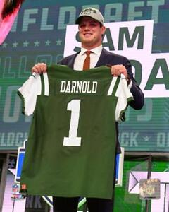Details About Sam Darnold 2018 Nfl Draft Day 8x10 Photo New York Jets