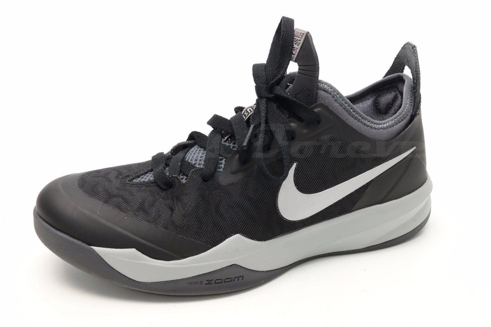 Mens NIKE CRUSADER Black Fabric Running Sneakers Sz. 7.5 US 6.5 EU