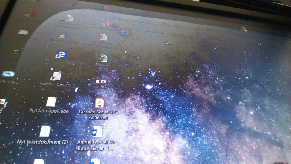 Samsung, fladskærm, 2243