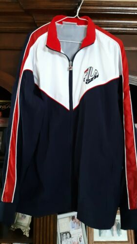 Fila tennis, basketball mens jacket & shorts plus