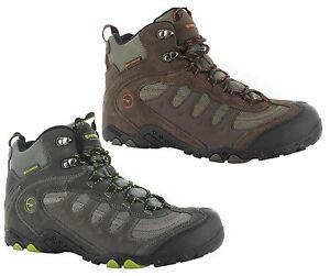 Hi-Tec-Penrith-Mid-Waterproof-Mens-Walking-Trail-Hiking-Boots-UK7-14