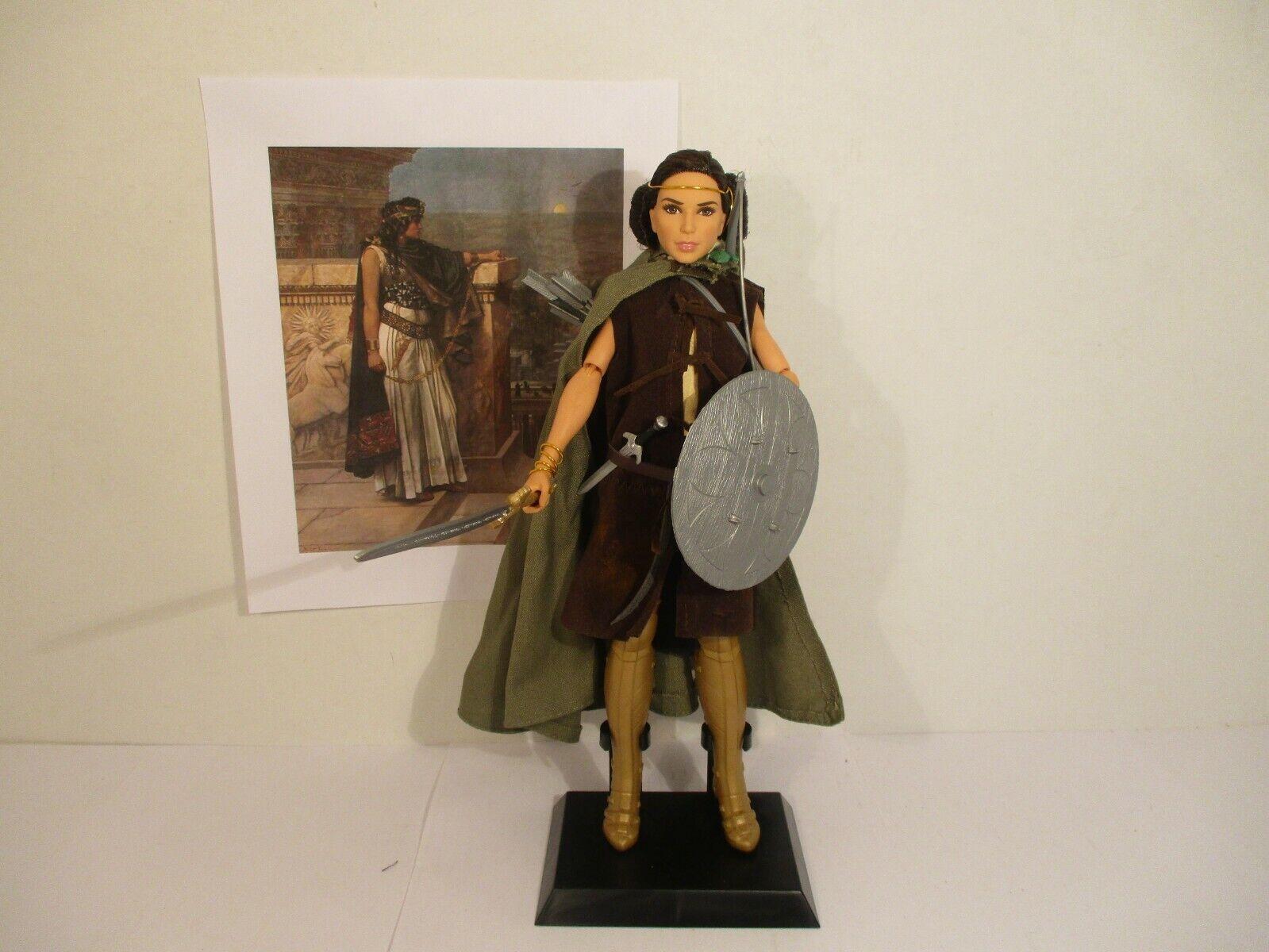 Queen Zenobia Zenobia Zenobia Palmyrene Empire Egypt warrior queen 11  1 6 scale figure 4e67d5