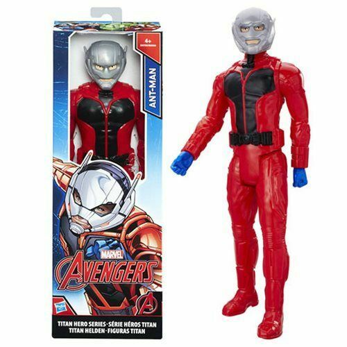 Marvel Avengers Titan Hero Series 12 Inch Ant-Man NEW!