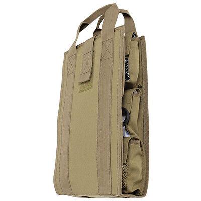 Condor VA7 Pack Insert Travel Medic Utility Kit Tool Organizer Bag Carrier Tan
