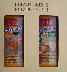 Holzreiniger Holz Entgrauer Holzpflegemittel Reiniger Holzpflege Neu