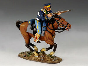 King-amp-Country-TRW01-Mounted-Dragoon-avec-fusil