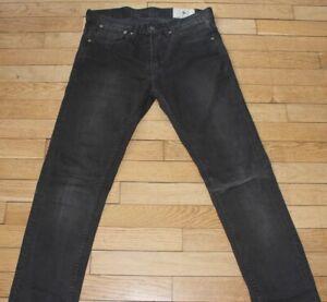 ZARA-Jeans-pour-Homme-W-30-L-34-Taille-Fr-38-Ref-G142