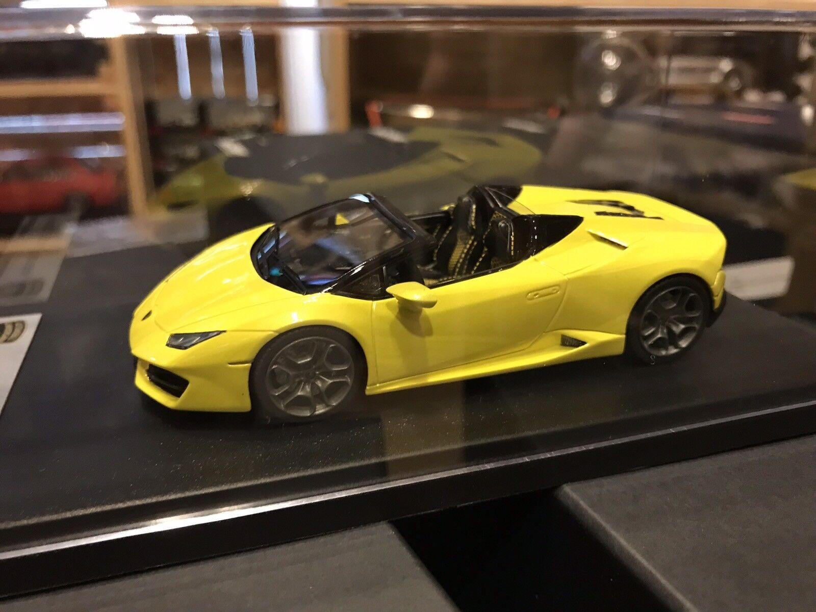 Lamborghini brochure LP 580-2 Spyder-amarillo tenerife-LookSmart - 1 43