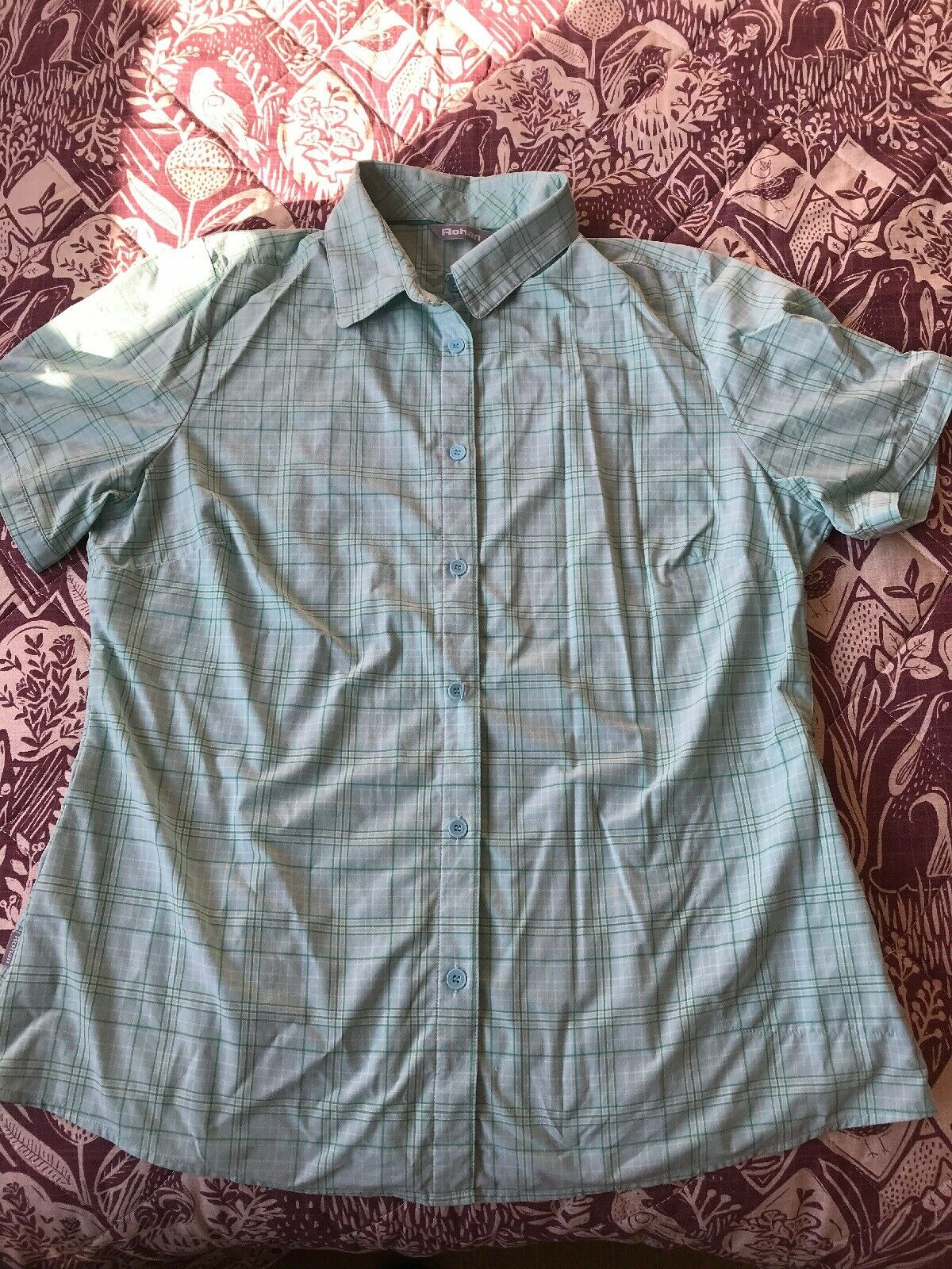 Rohan ladies leeway shirt size 16 Excellent Condition